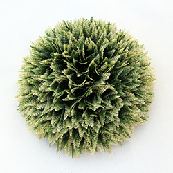 Artificial Topiary Ball C017 White